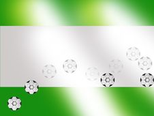 Free Soccer Ball Stock Image - 6728651