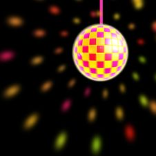 Free Disco Ball Stock Photos - 6728793