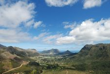 Hout Bay Royalty Free Stock Photography