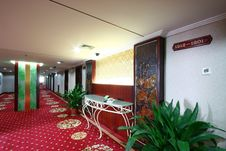 Free China Hotel Renovation Royalty Free Stock Photos - 6728858