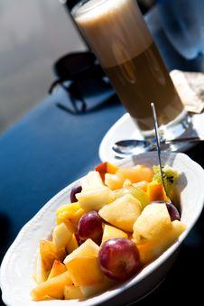 Free Fruit Salad Outdoors Stock Photos - 6728973