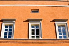 Free Windows Of Rome City Stock Photography - 6728982