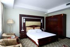 China Hotel Renovation Stock Image