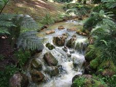 Free Small Waterfall Stock Photos - 6729223
