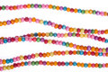 Free Colorful Beads Royalty Free Stock Photography - 6732347