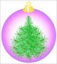 Free Christmas Tree Ornament Royalty Free Stock Image - 6732486