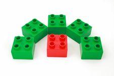 Free Toy Blocks Stock Photo - 6730700