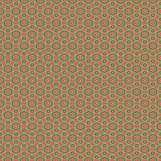 Free Christmas Pattern Stock Image - 6731811