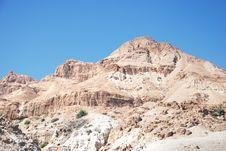Free Negev Desert Royalty Free Stock Photography - 6731817