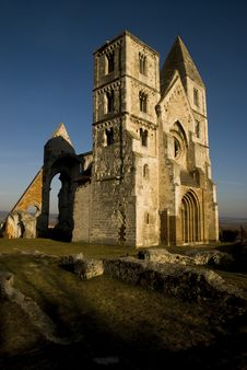 Free Hungarian Ruin Royalty Free Stock Image - 6732766
