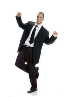 Free Happy Successful Man Stock Photos - 6732813