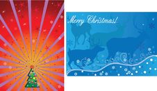 Free Christmas Backgrounds Stock Image - 6733841