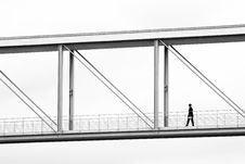 Free Bridge Walk Stock Photography - 6734042