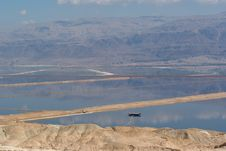 Free Dead Sea View Royalty Free Stock Images - 6734119