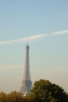 Free The Eiffel Tower Royalty Free Stock Photo - 6734755