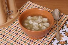 Free Meat Dumplings Stock Photography - 6735142