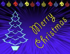 Free Christmas Card Stock Photo - 6735320