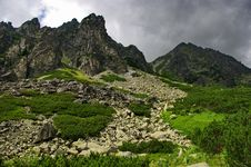 Free High Tatras Stock Image - 6735801