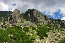 Free High Tatras Stock Images - 6735834