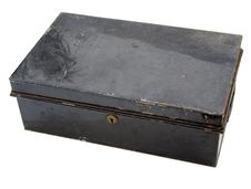 Free Old Metal Box Stock Images - 6737274