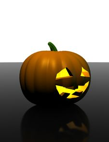 Free Halloween Pumpkin Stock Photos - 6738393