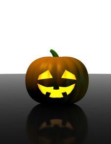 Free Halloween Pumpkin Stock Images - 6738394