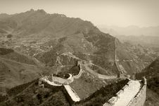 Free Great Wall Stock Photo - 6739670