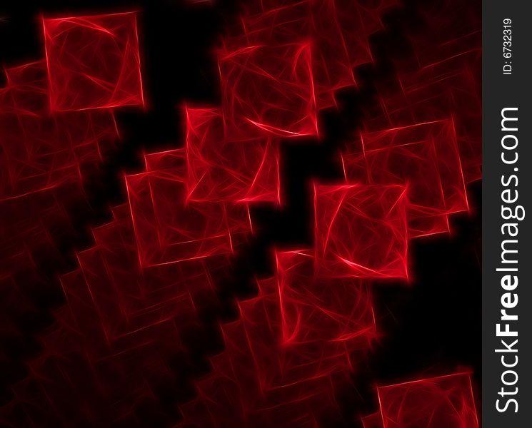 Dreamlike fractal