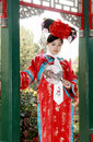 Free Classical Beauty In China. Stock Photos - 6743873