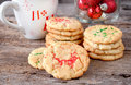 Free Christmas Cookies Royalty Free Stock Image - 6748786