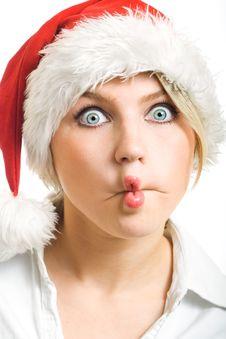 Free Mrs. Santa Claus. Royalty Free Stock Photos - 6740088