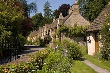 Free Stone Cottage Stock Photos - 6740403