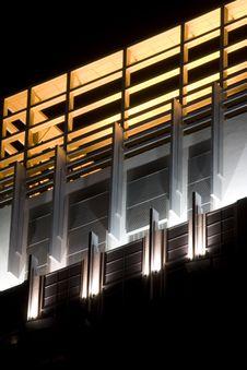 Free Lightings In Buildings Royalty Free Stock Photo - 6740775