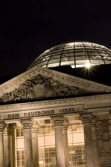 Free Berlin Reichstag Stock Photos - 6741223