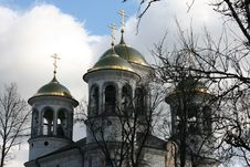 Free Zvenigorod Monastery Royalty Free Stock Photos - 6742318