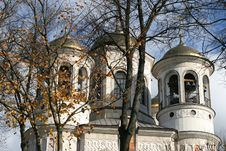 Free Zvenigorod Monastery Stock Photography - 6742322