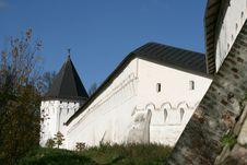 Free Zvenigorod Monastery Royalty Free Stock Images - 6742489