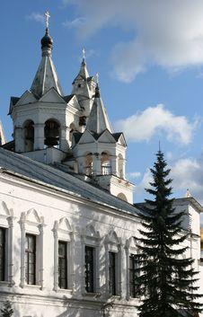 Free Zvenigorod Monastery Royalty Free Stock Images - 6742539