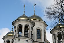 Free Zvenigorod Monastery Stock Photo - 6742690