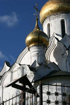Free Zvenigorod Monastery Stock Photography - 6742802