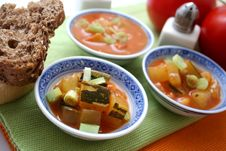 Free Fresh Soup Stock Images - 6742904
