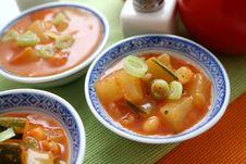 Free Fresh Soup Royalty Free Stock Image - 6742916