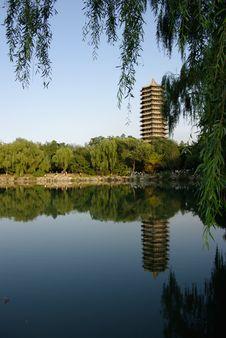 Free WeiMing Lake Stock Images - 6743384