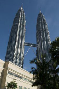 Free PETRONAS Twin Towers Stock Photos - 6743613
