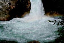 Free Rainbow Cascades Royalty Free Stock Photo - 6743915