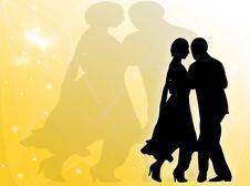 Free Dance Stock Photography - 6743942