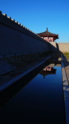 Free Ancient City Of Xi An,China Royalty Free Stock Photo - 6744005