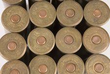 Free Cartridges For Shotgun Stock Photos - 6744073