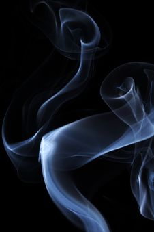 Free Smoke Royalty Free Stock Photos - 6744598
