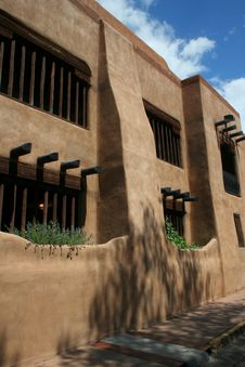 Free Southwestern Architecture Stock Photography - 6744782